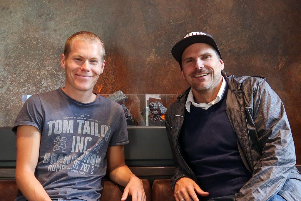 Kooperation mit Ex-Triathlonweltmeister Daniel Unger