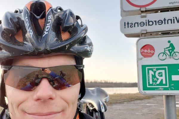Weihnachtsausfahrt 2019 mit dem Rennrad
