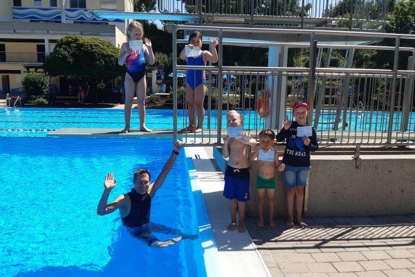 Kinderschwimmkurs 2021